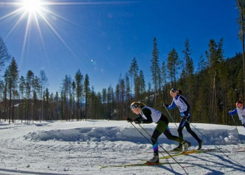 Cross-Country Skiing Kimberley