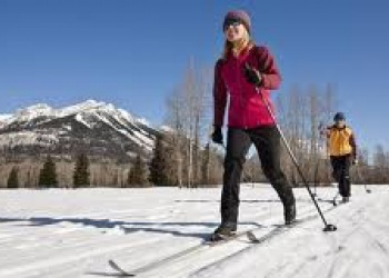Cross-Country Skiing Fernie