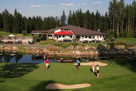 Trickle Creek Golf Club